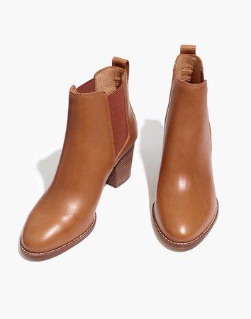 Women's Regan Pull-on Boot | Madewell