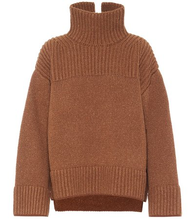 Oversized Turtleneck Sweater | Acne Studios - Mytheresa