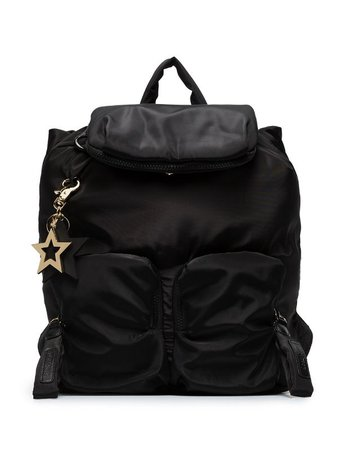 See by Chloé zipped pocket backpack - FARFETCH