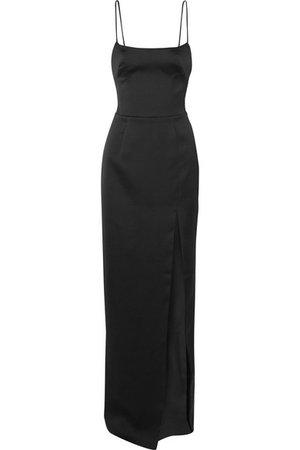 Rasario | Satin gown | NET-A-PORTER.COM