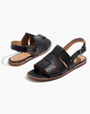 The Mariam Sandal black