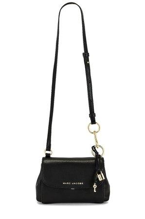 Marc Jacobs Mini Boho Grind Bag in Black | REVOLVE