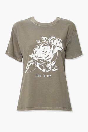 True To Me Graphic Tee | Forever 21
