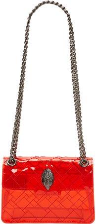 Mini Kensington Transparent Shoulder Bag