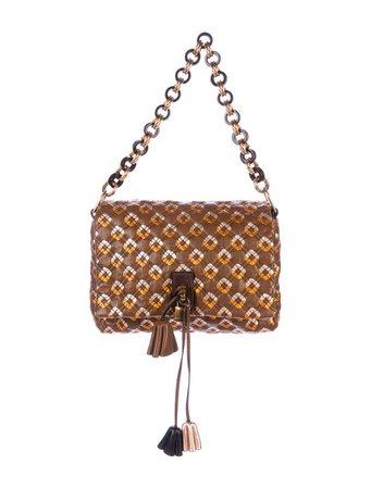 Marc Jacobs Robert Jennifer Shoulder Bag - Handbags - MAR65123 | The RealReal