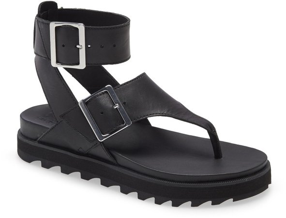 Roaming T-Strap Sandal
