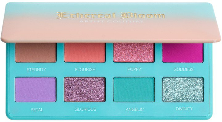 Ethereal Bloom Eyeshadow and Pigment Palette