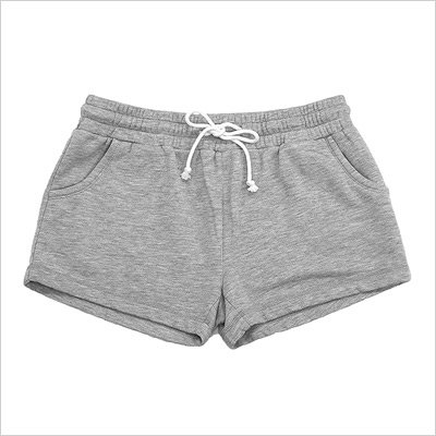 sweatpant shorts