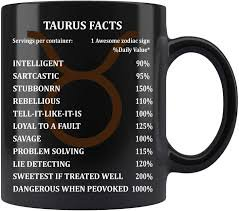 taurus facts - Google Search
