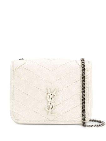 Saint Laurent Ysl Chain Wallet Crossbody Bag Ss20 | Farfetch.com