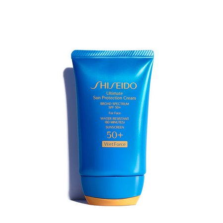 Ultimate Sun Protection Cream SPF 50+ WetForce | SHISEIDO