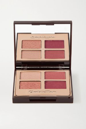 Luxury Palette Colour-coded Eye Shadows - Walk Of No Shame