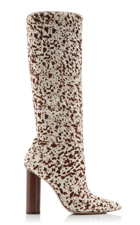 Ulla Johnson Jerri Spotted Boots Size: 39