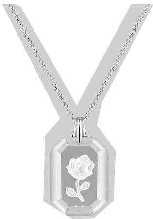 regal rose necklace