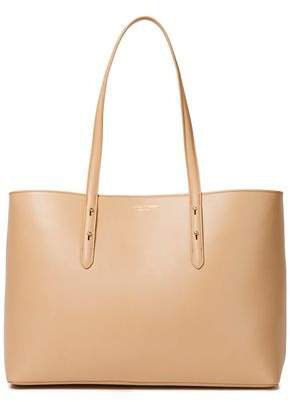 Regent Studded Textured-leather Tote