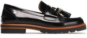 Tasseled Patent-leather Loafers