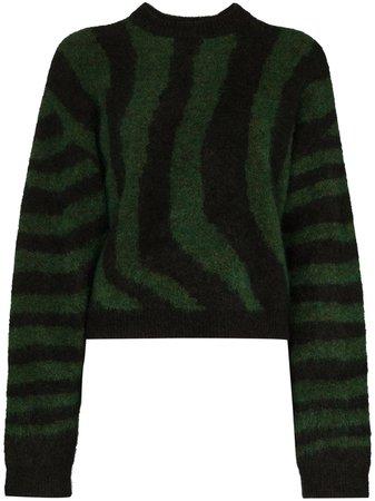 Multicolour Remain striped jumper - Farfetch