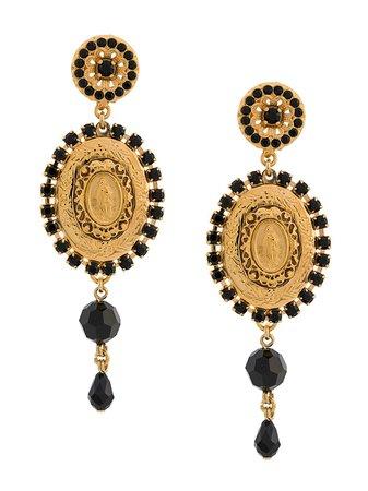 Dolce & Gabbana Orecchini Con Pendente - Farfetch