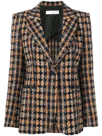 Black Victoria Beckham Tailored Blazer | Farfetch.com