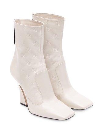 Fendi Tronchetto Ankle Boots | Farfetch.com