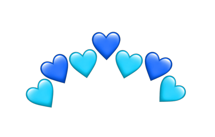 blue hearts - Google Search