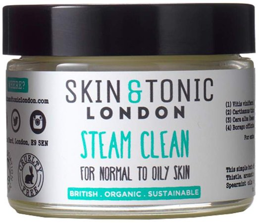 SKIN & TONIC - Steam Clean