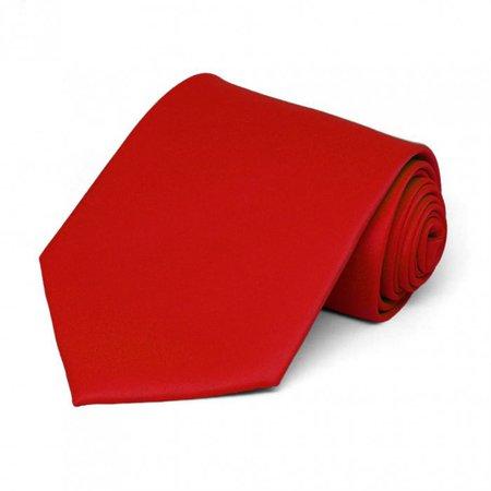 Red Staff Tie - Men's