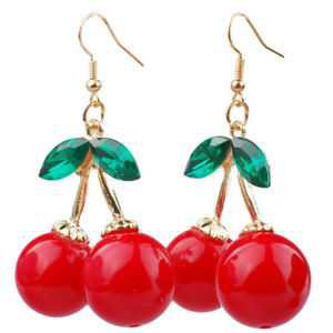 Cherry Lolita Earrings
