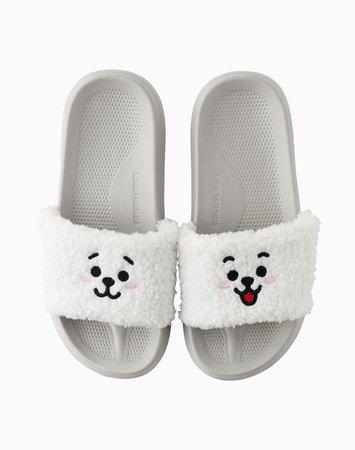 rj slippers