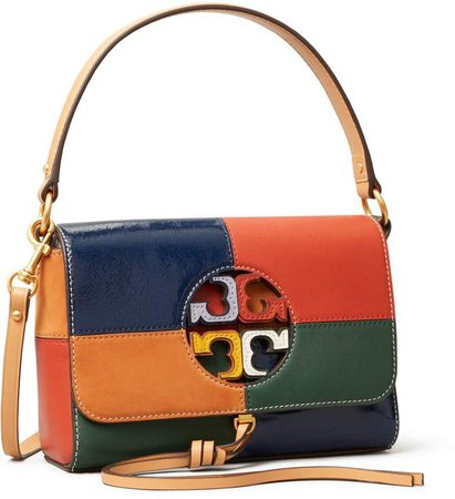 Miller Color-Block Mini Shoulder Bag