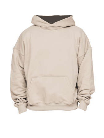 *clipped by @luci-her* Oversized Hoodie - Sand – lakenzie