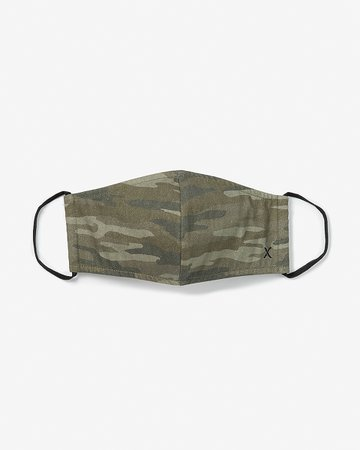 Olivia Culpo Express Together Camo Face Covering | Express