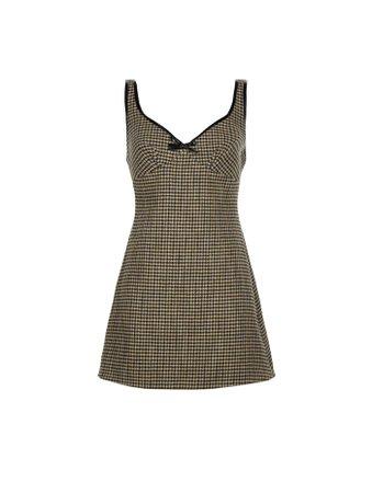 Women's Edwige Mini Dress – Alexa Chung
