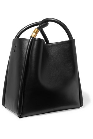 BOYY | Lotus 28 leather tote | NET-A-PORTER.COM