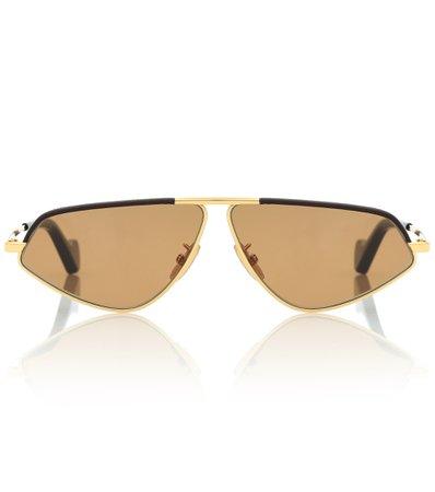 Geometric Sunglasses | Loewe - Mytheresa