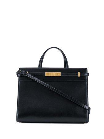 Black Box Leather Manhattan Tote Bag