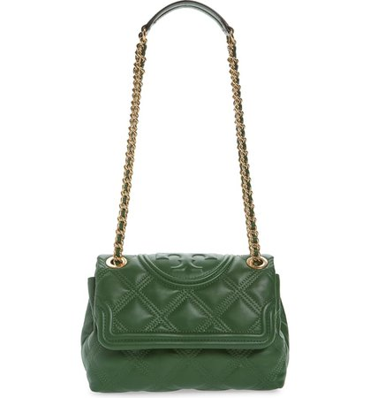 Tory Burch Small Fleming Distressed Convertible Shoulder Bag   Nordstrom