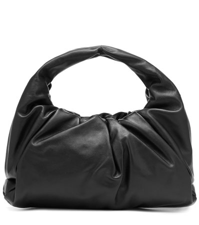 The Shoulder Pouch Leather Tote   Bottega Veneta - Mytheresa