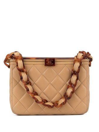 Chanel Pre-Owned 1997 Quilted Cc Box Bag Vintage | Farfetch.com