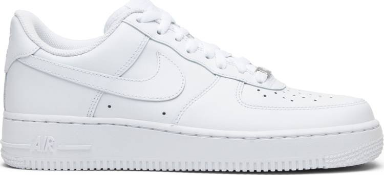 Air Force 1 Low 'White' - Nike - 315122 111 | GOAT