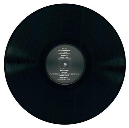 Arctic Monkeys AM vinyl record B side
