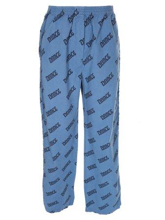 Acne Studios Dance Print Trousers