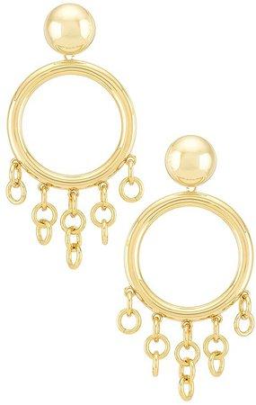 Jasmin Dangle Earrings