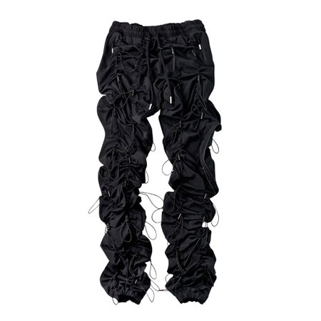 GOBCHANG PANTS (BLACK)
