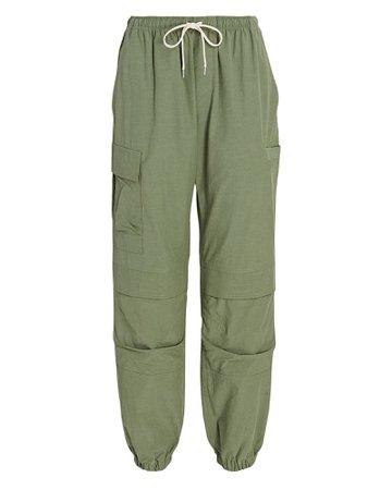 John Elliott Himalayan Cotton-Blend Pants   INTERMIX®