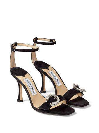 Jimmy Choo Marsai 90mm Sandals - Farfetch