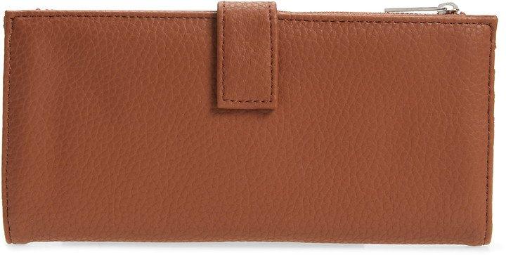 Motiv Faux Leather Continental Wallet
