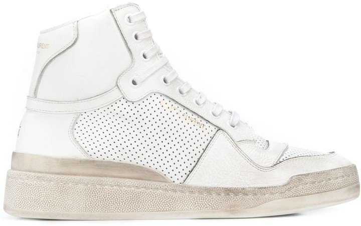 Lenny high-top sneakers