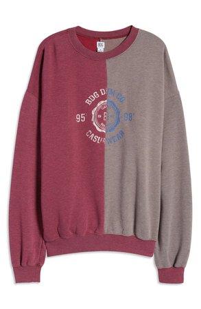 Collegiate Splice Sweatshirt | Nordstrom