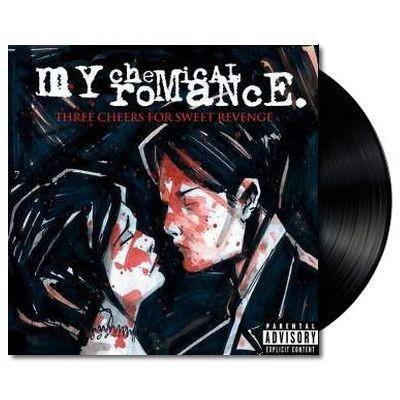 """""""Three Cheers For Sweet Revenge"""" (album art) My Chemical Romance"""